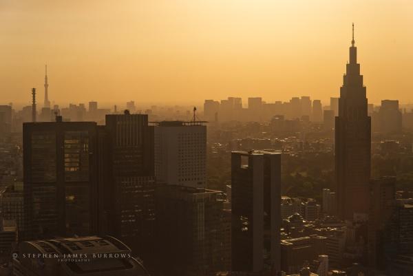 Tokyo Dawn by Stephen_B