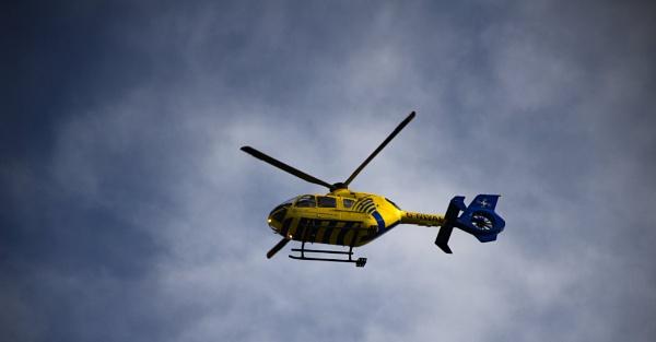 Air Ambulance by Grumby