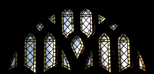 Minster Window by RysiekJan