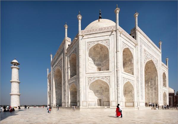 Taj Mahal by PhilScot