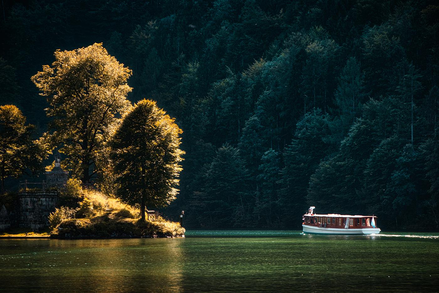 Mountain Boat Trip