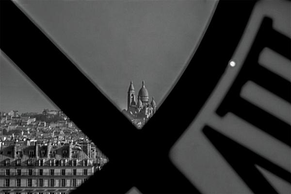 Sacre Coeur Viewed Through Musee D\'Orsay Clock by billgoco