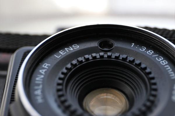 Old Lens by HoneyT