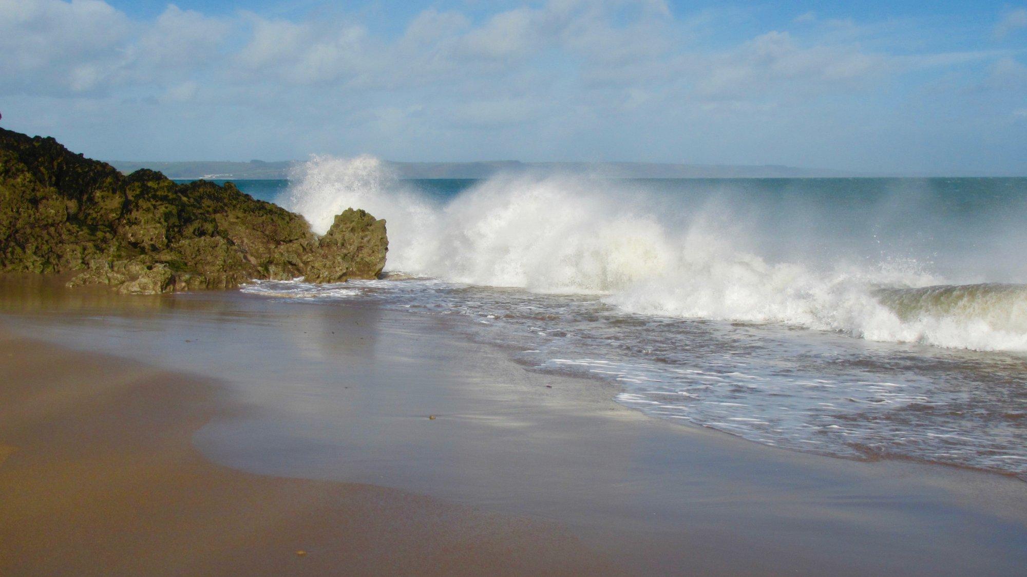Tenby Tide