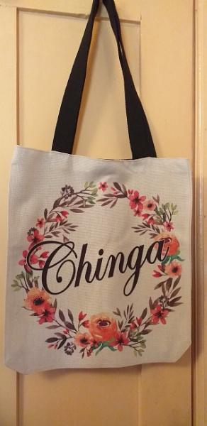 Reusable bags... by Chinga