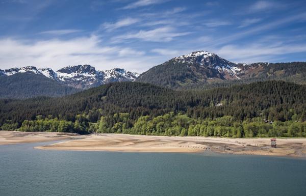 Juneau - Mountain Tops by Yogendra