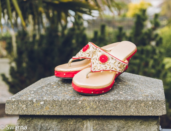 Bridal Shoes... by Swarnadip