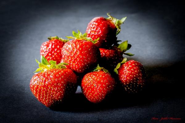 Strawberries. by Jukka