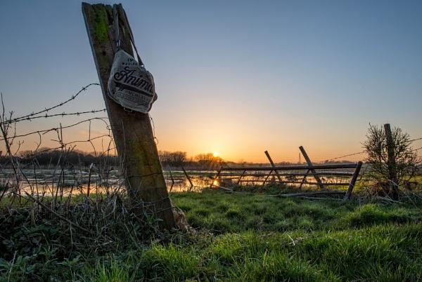 Hacklinge Marsh by carper123