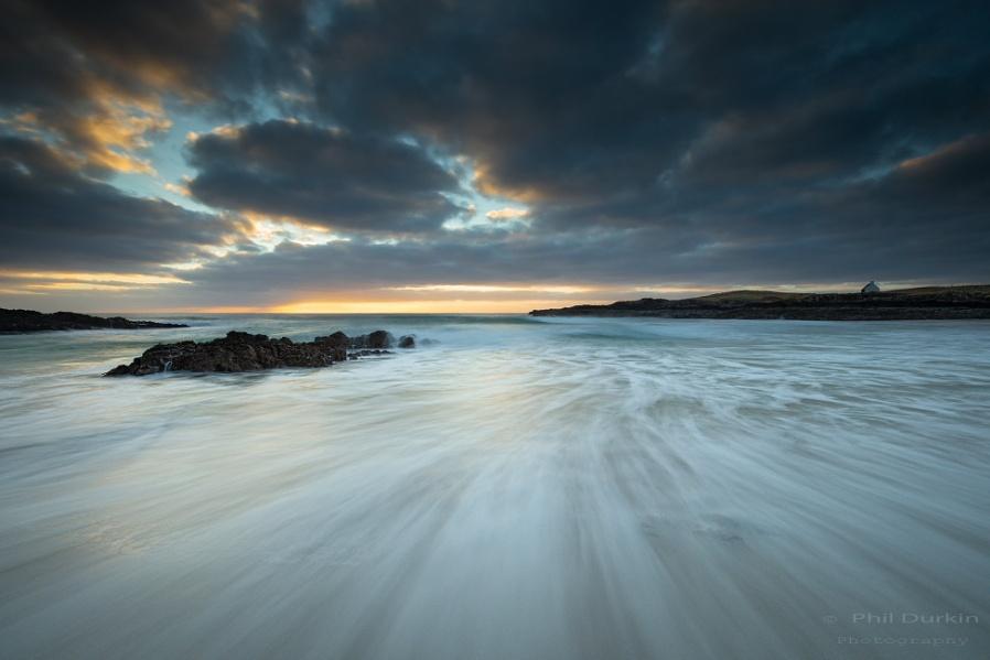 Bay Of Clachtoll Lochinver Scotland