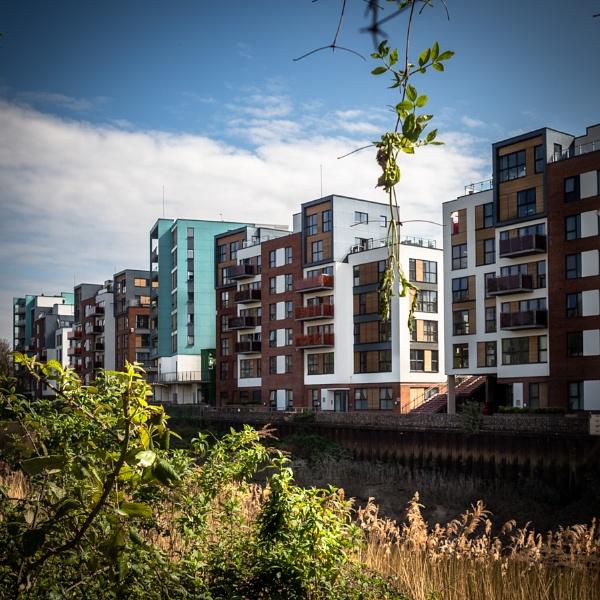Bristol Riverwalk by timbopic