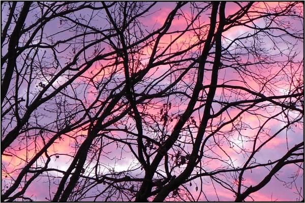 evil sunset by FabioKeiner