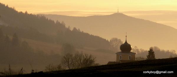 Kdyne, south west Bohemia by rustyshackleford