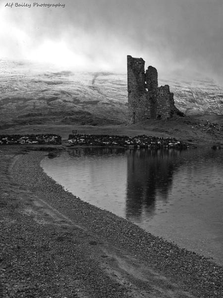 Advreck Castle by Alffoto