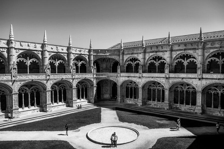 Lisbon Jerónimos Monastery