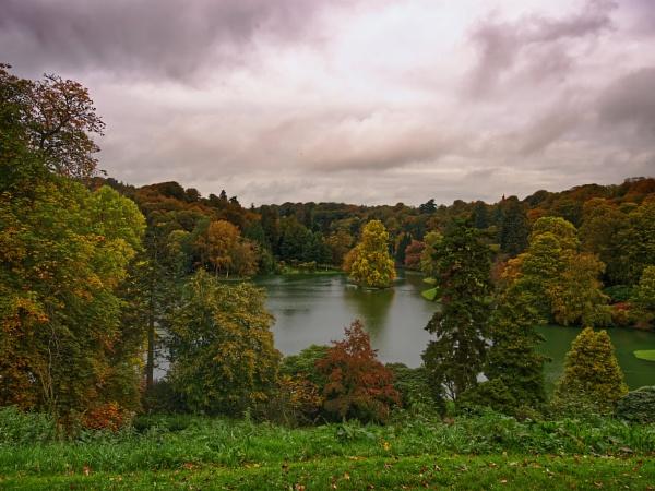 Stourhead Lake by Bore07TM