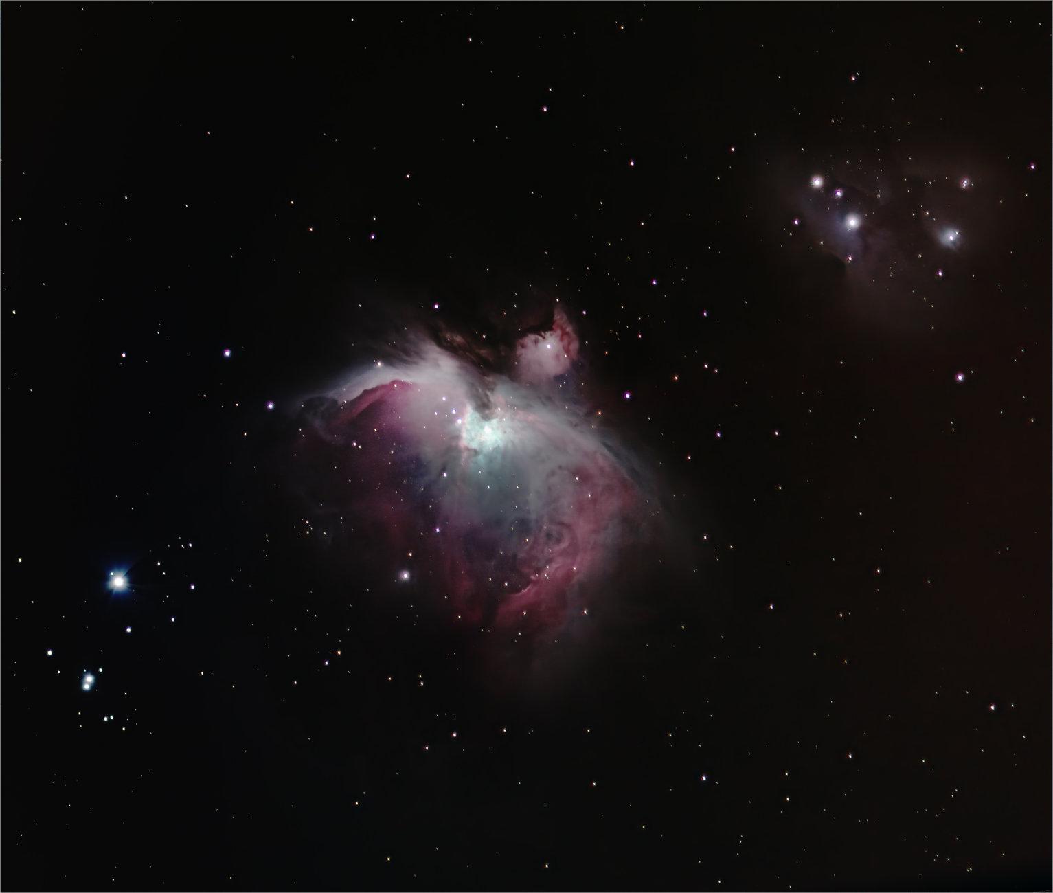 The Orian Nebula
