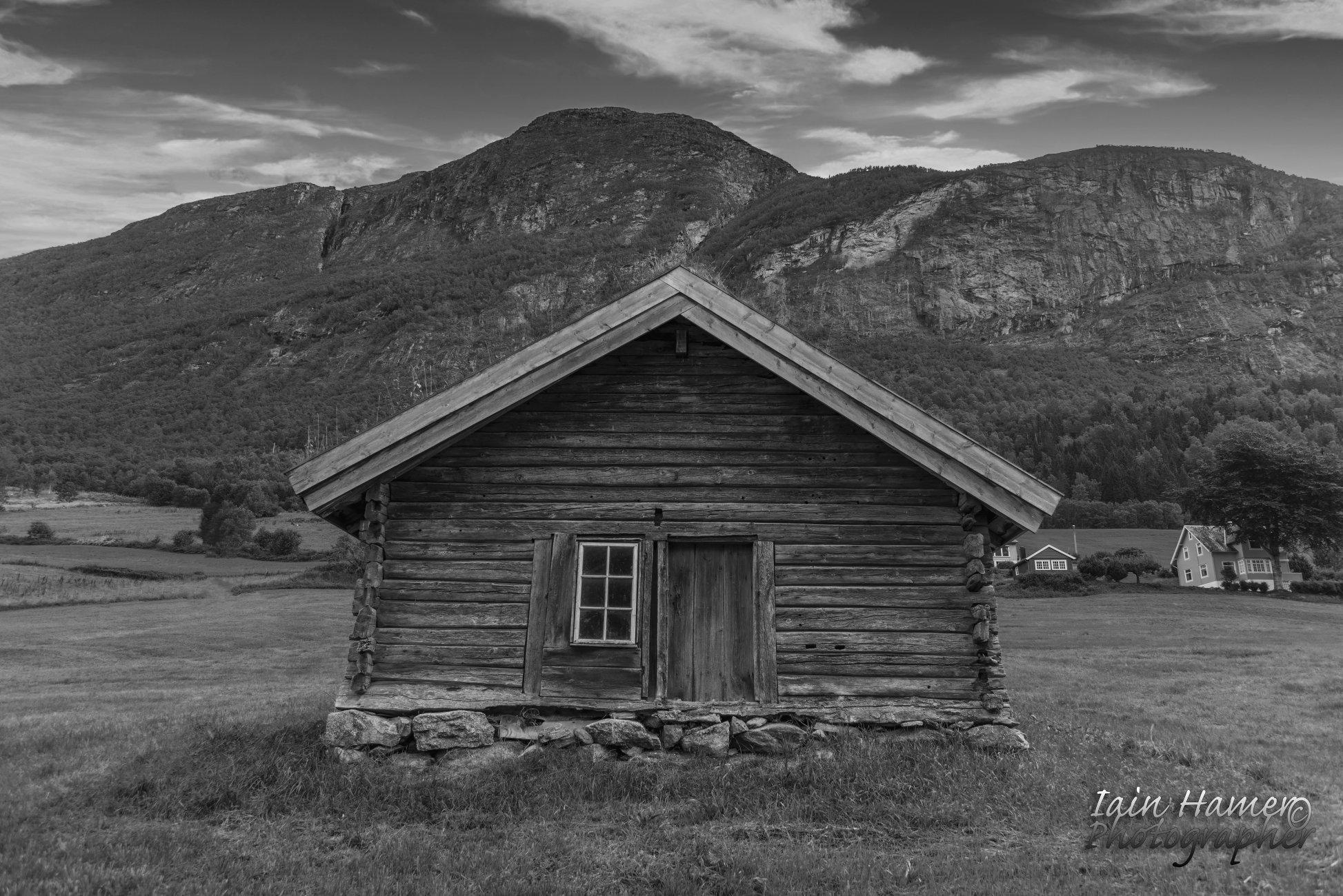 Norwegian Cabin in Olden
