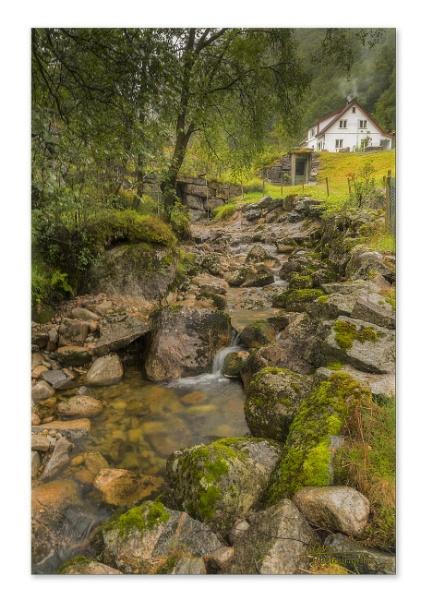 Byrkjedal, Norway by IainHamer
