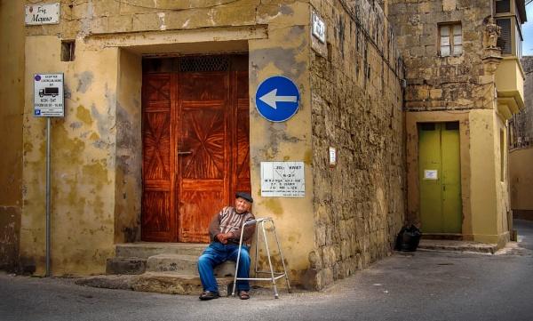Mamo Street --- Zebbug Malta by Edcat55