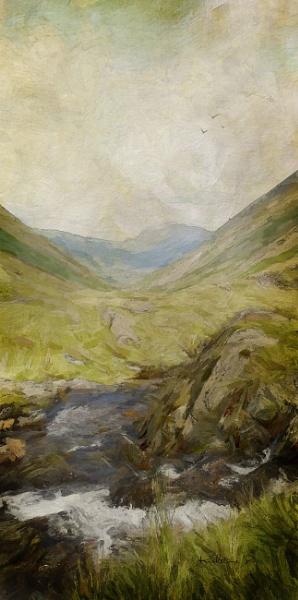 Kirkstone Pass by jonirock