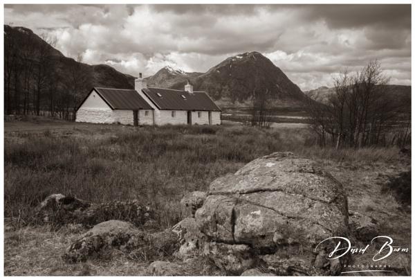 Black Rock Cottage Glencoe by audi_db