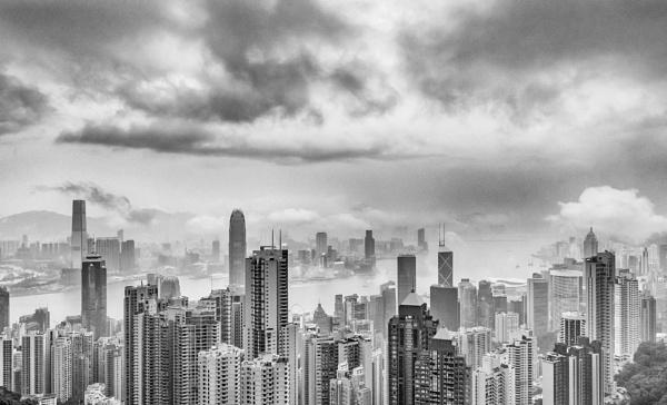 Hong Kong by Daffy1