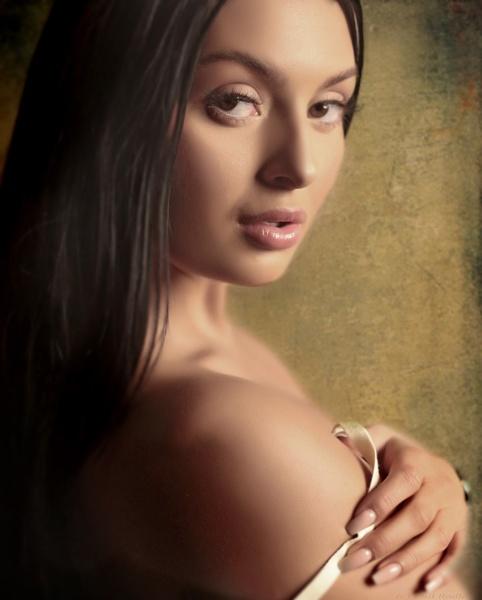 Meg portrait. by mex