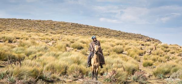 Lesotho On Horseback. by paskinmj