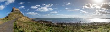 Lindisfarne Panoramic.