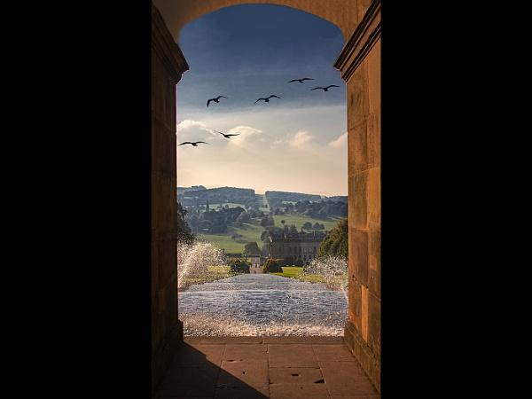 Chatsworth by stevenb