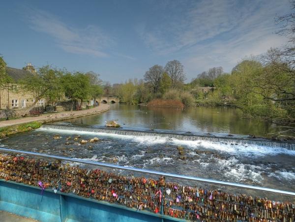 Love Lock Bridge In Lockdown by ianmoorcroft