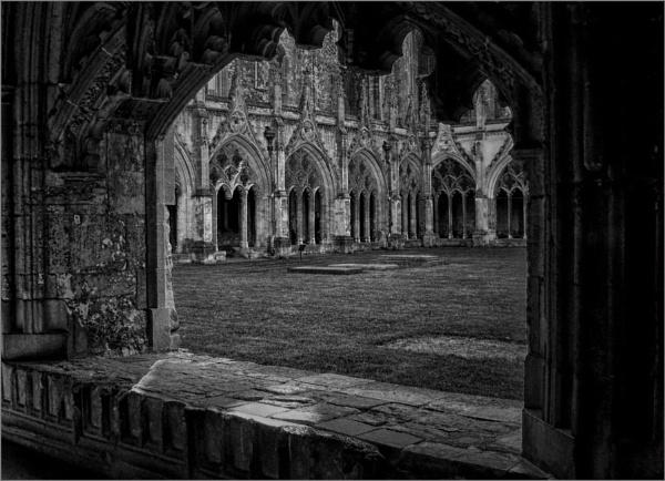 Moonlit Cloisters (5) by PhilT2