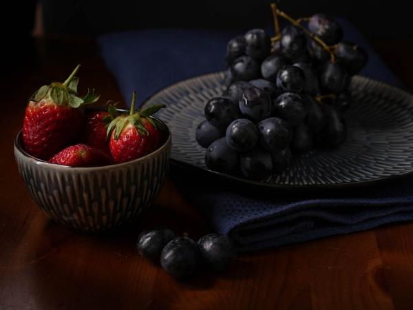 Dark Food Photography landscape by cfreeman