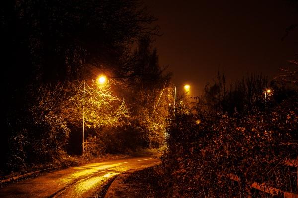 Night Photography, Cheltenham by woodini254