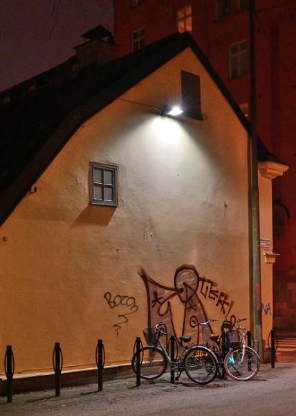 Night light by totti