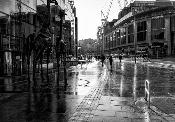 Edinburgh - Christmas Morning by NevJB
