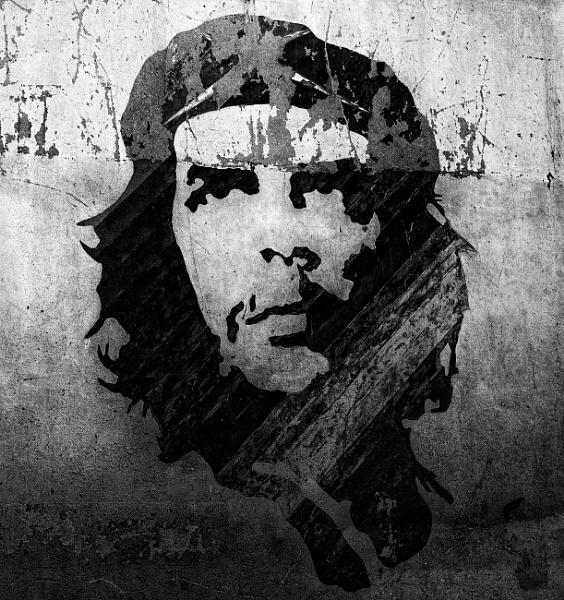 On a wall in Havana by Skyerocket