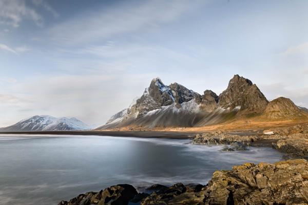 Eystrahorn, Iceland by LLCJ