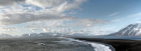 From Eystrahorn to Vestrahorn, Iceland by LLCJ