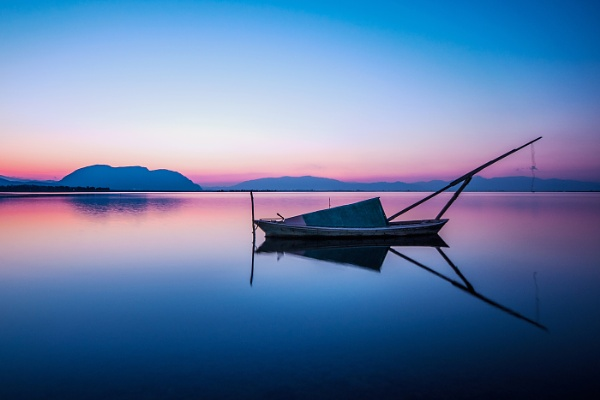 Sunrise calmness by Photoseeker