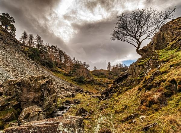 Castle Crag by DTM