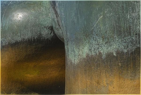 Bronze Abstract by AlfieK