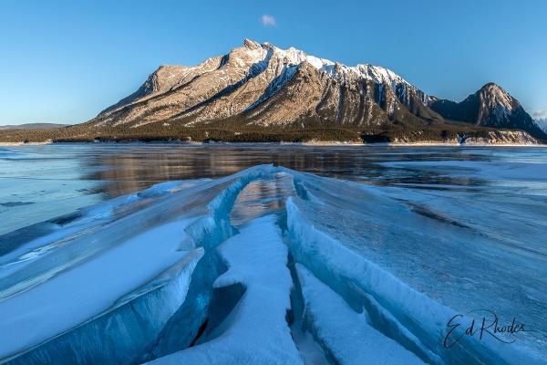 Abraham Lake by edrhodes