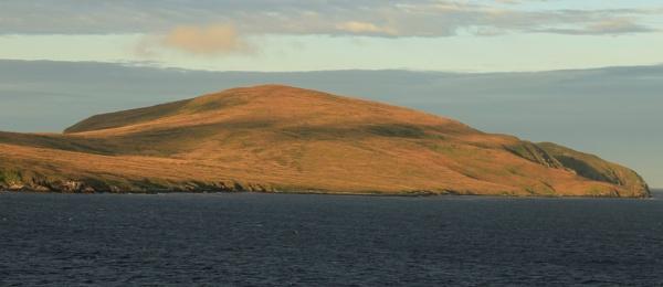 Dawn at Cape Horn by suehughes