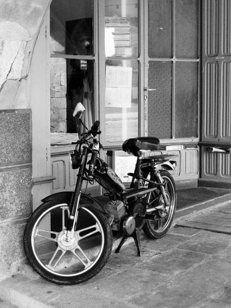 La bicyclette by jerseygirl65