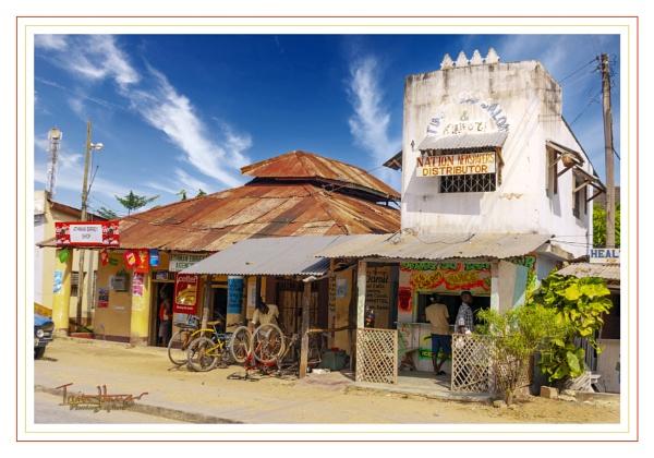 Klifi town Kenya by IainHamer