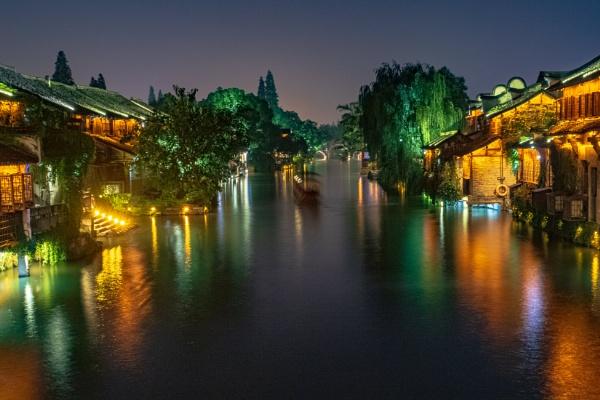 Wuzhen  by TDP43