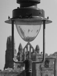 Ruins Through the Lamp