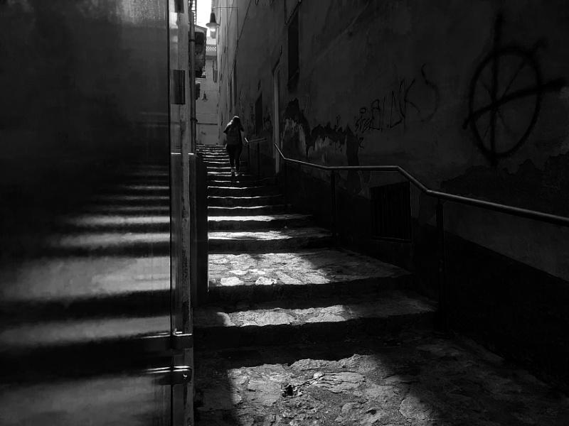 Steps of Light